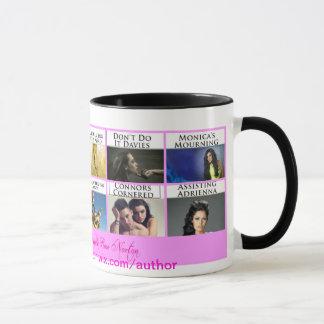 イザベラばら色のNortonのマグ マグカップ