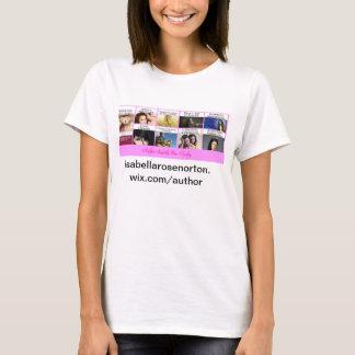 イザベラばら色のNortonのTシャツ Tシャツ