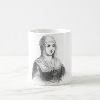 イザベラカスティリャのマグのI コーヒーマグカップ