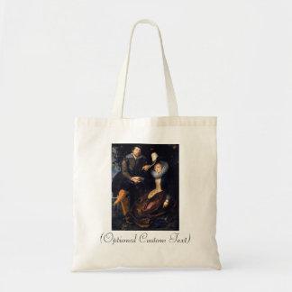 イザベラブラント、芸術家および彼の最初妻 トートバッグ