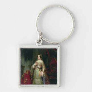イザベラ女王スペインのII キーホルダー