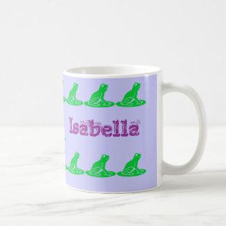イザベラ コーヒーマグカップ