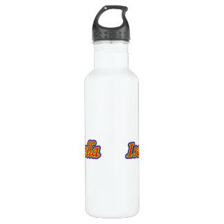 イザベラ-虹-白の… ウォーターボトル