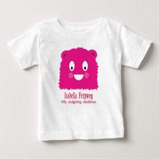 イザベラFezywegの乳児のTシャツ ベビーTシャツ