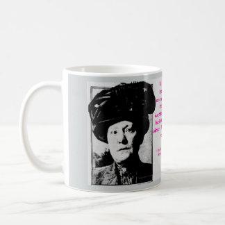 イザベラGoodwinの第1女性の探偵の詳細 コーヒーマグカップ
