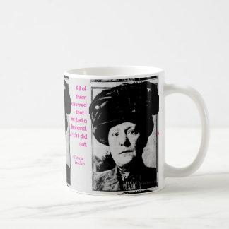イザベラGoodwin、第1女性の探偵 コーヒーマグカップ