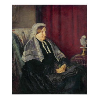 イザベラHeugh 1872年 ポスター