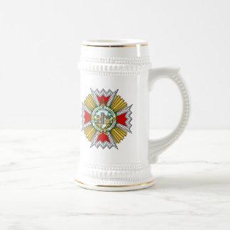 イザベルカトリック教の星(スペイン) ビールジョッキ