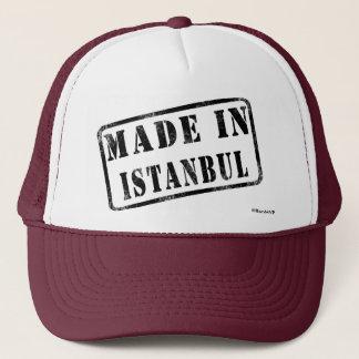 イスタンブールで作られる キャップ