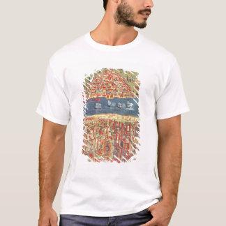 イスタンブールのIUK T.5964の眺め Tシャツ