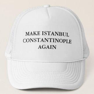 イスタンブールコンスタンチノープルを再度作って下さい キャップ