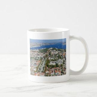 イスタンブール- Sultanahmet (コーヒー・マグ) コーヒーマグカップ