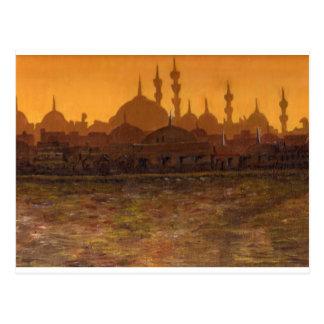 イスタンブールTürkiye/トルコ ポストカード