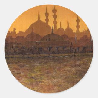 イスタンブールTürkiye/トルコ ラウンドシール