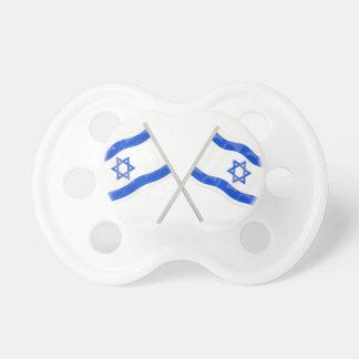 イスラエルの旗 おしゃぶり