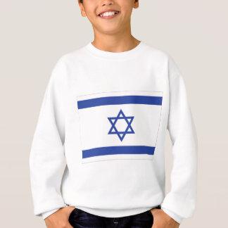 イスラエルの旗 スウェットシャツ