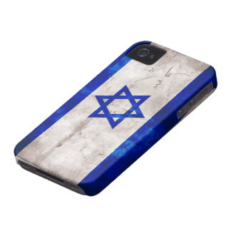 イスラエルの旗 Case-Mate iPhone 4 ケース
