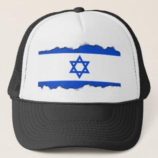 イスラエル人の旗 キャップ