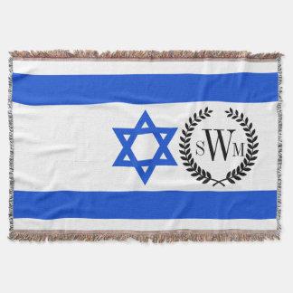 イスラエル人の旗 スローブランケット