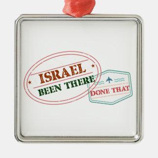 イスラエル共和国そこにそれされる メタルオーナメント
