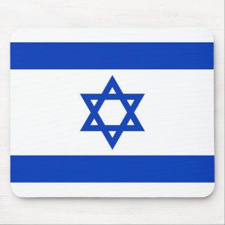 イスラエル共和国の旗が付いているマウスパッド マウスパッド