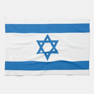 イスラエル共和国の旗 キッチンタオル