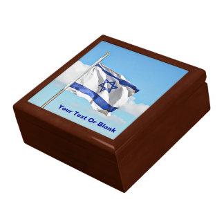 イスラエル共和国の旗 ギフトボックス
