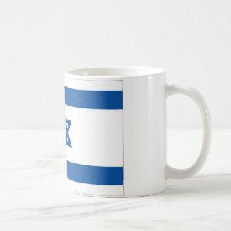 イスラエル共和国の旗 コーヒーマグカップ