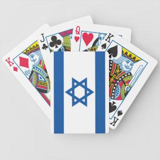 イスラエル共和国の旗 バイスクルトランプ
