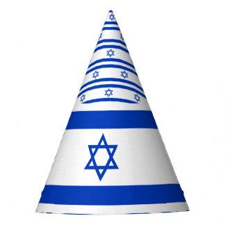 イスラエル共和国の旗 パーティーハット