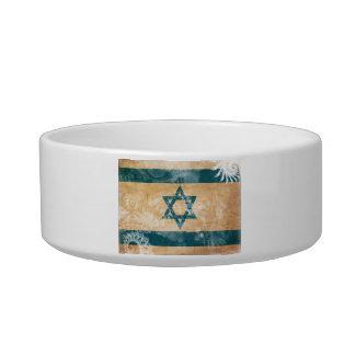 イスラエル共和国の旗 ボウル