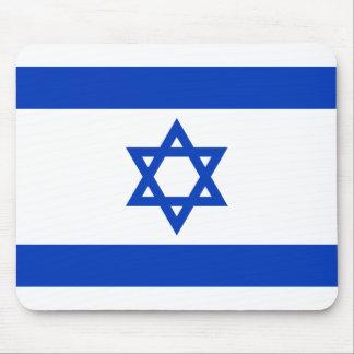 イスラエル共和国の旗 マウスパッド
