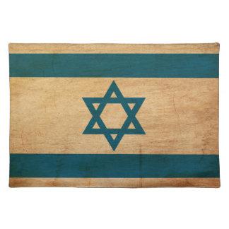イスラエル共和国の旗 ランチョンマット