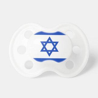 イスラエル共和国-דגלישראל-の旗ישראלדיקעפאן おしゃぶり
