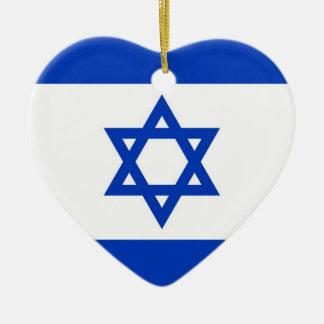 イスラエル共和国 セラミックオーナメント