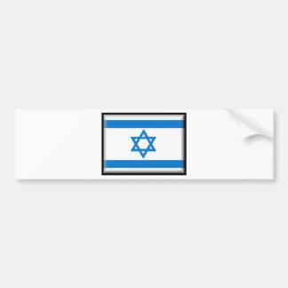 イスラエル共和国 バンパーステッカー