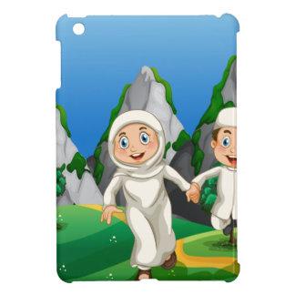 イスラム教および公園 iPad MINIケース