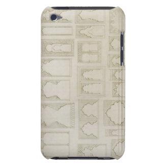 イスラム教およびMoorishアーチはバルコニー、wiのために設計します Case-Mate iPod Touch ケース
