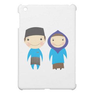 イスラム教の子供 iPad MINIケース