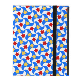 イスラム教の幾何学的なパターン iPad ケース
