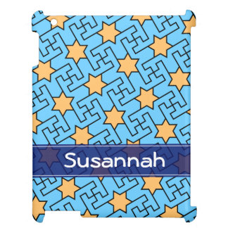 イスラム教の幾何学的なパターンipadの小型場合 iPadケース