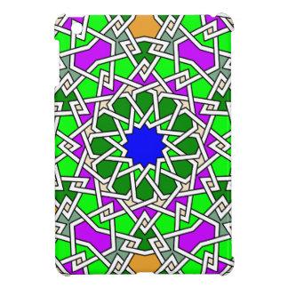 イスラム教の幾何学的なパターンipadの小型場合 iPad miniケース