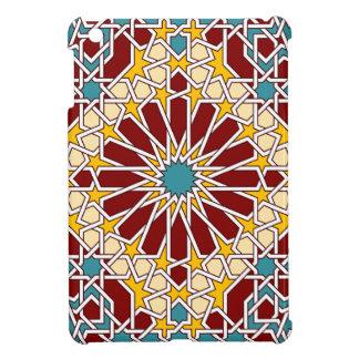 イスラム教の幾何学的なパターンipadの小型場合 iPad mini case