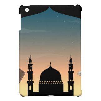 イスラム教の男の子および女の子の読本 iPad MINIケース