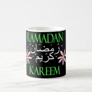 イスラム教ラマダーンKareem コーヒーマグカップ