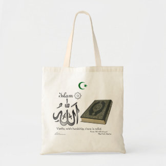イスラム教-道のトートバック トートバッグ