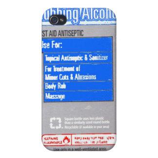 イソプロピルの消毒用アルコール iPhone 4 ケース