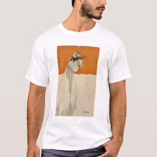 イゾルデの「スタジオ」からのイラストレーション、1895年(lith tシャツ