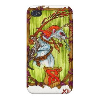 イタチの戦士 iPhone 4/4S CASE