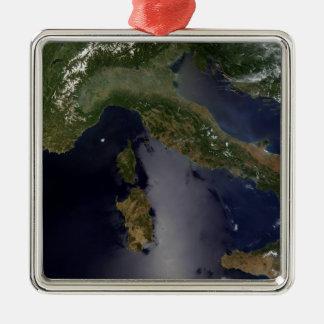 イタリアおよび南東のフランス メタルオーナメント